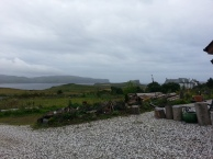 View from Apartment Ullinish Skye